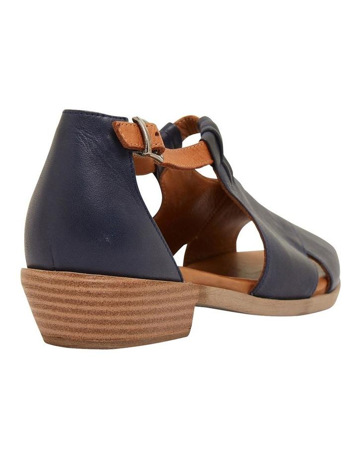 Laguna Navy/Cognac Glove Sandals image 3