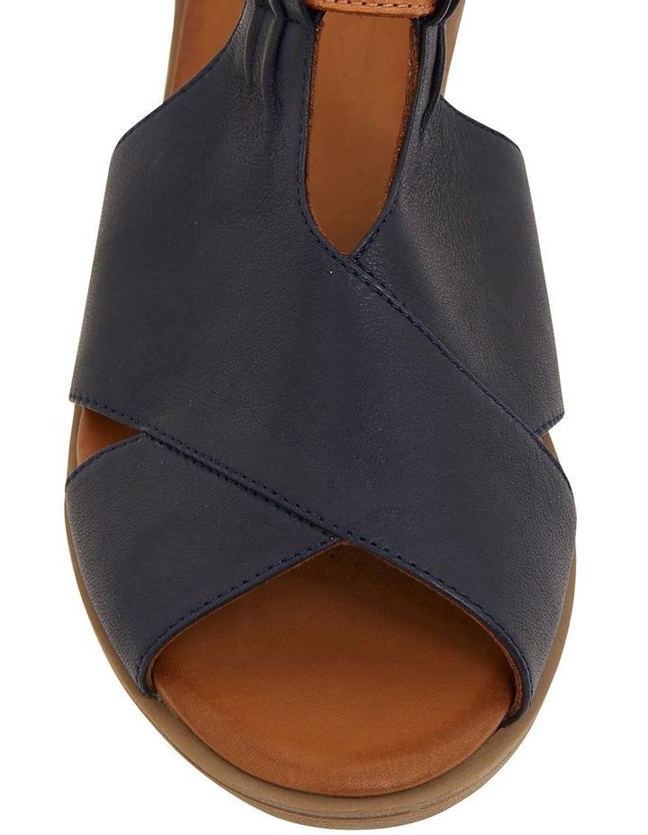 Laguna Navy/Cognac Glove Sandals image 4