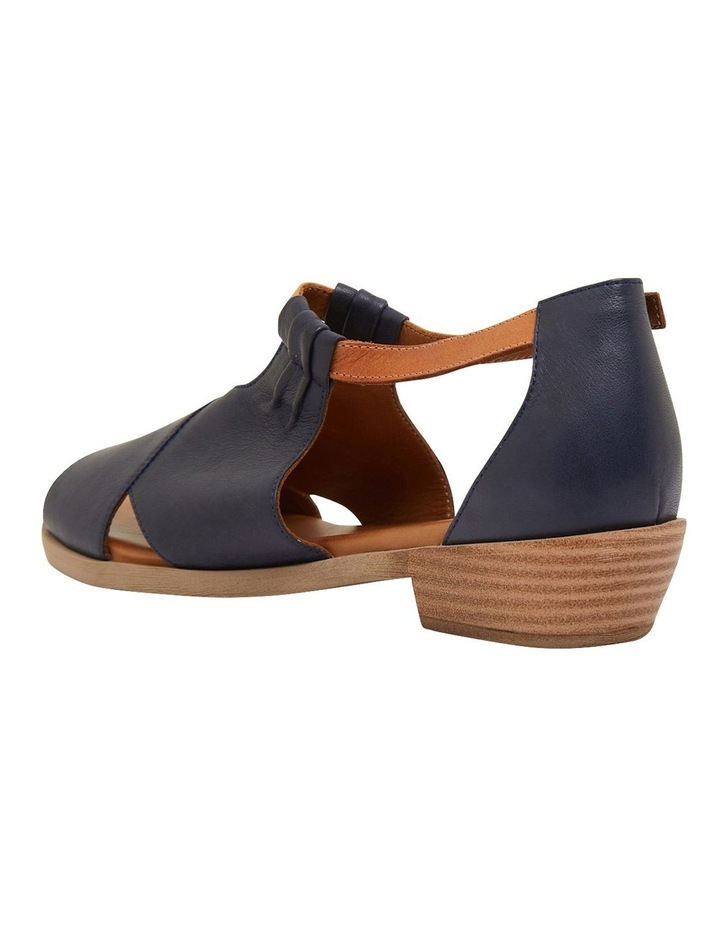 Laguna Navy/Cognac Glove Sandals image 5