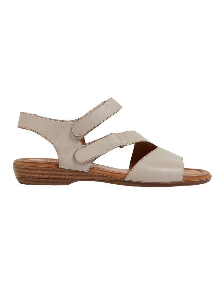 Kenya Light Grey Glove Sandals image 1