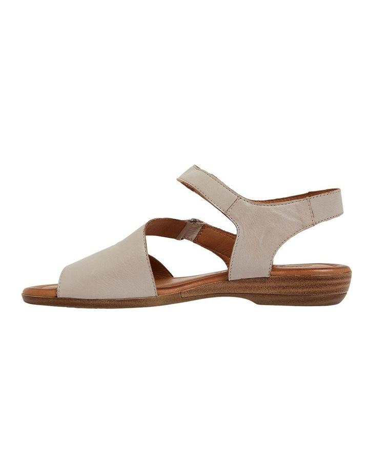 Kenya Light Grey Glove Sandals image 2