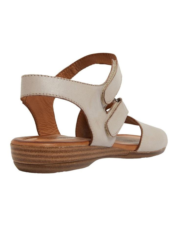 Kenya Light Grey Glove Sandals image 3