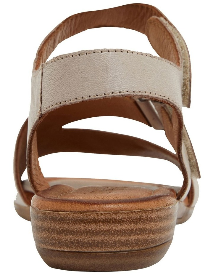 Kenya Light Grey Glove Sandals image 4