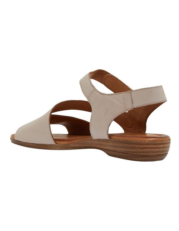 Kenya Light Grey Glove Sandals image 5