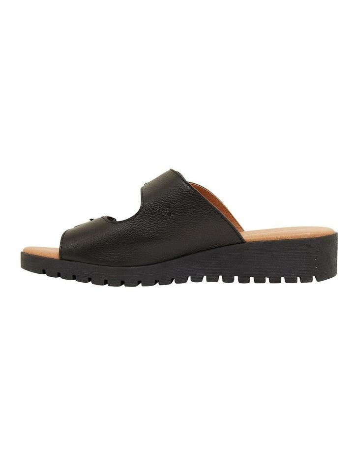 Gadget Black Glove Sandals image 3