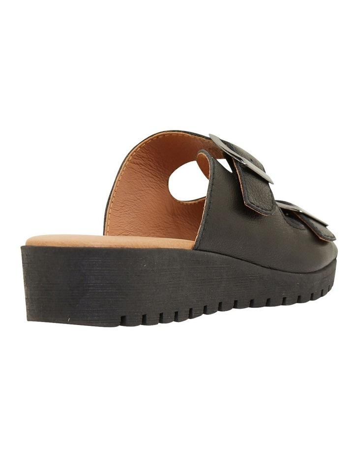 Gadget Black Glove Sandals image 4