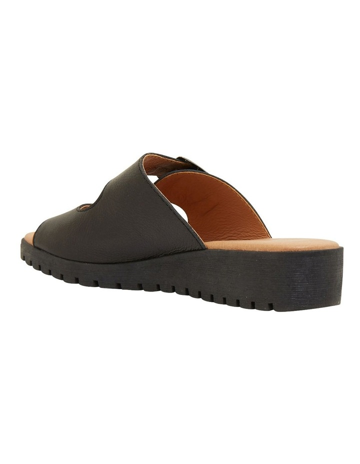 Gadget Black Glove Sandals image 7