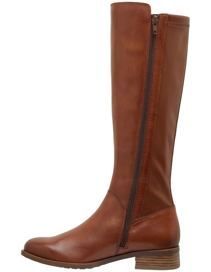 Alastair Mid Brown Glove Boot image 3