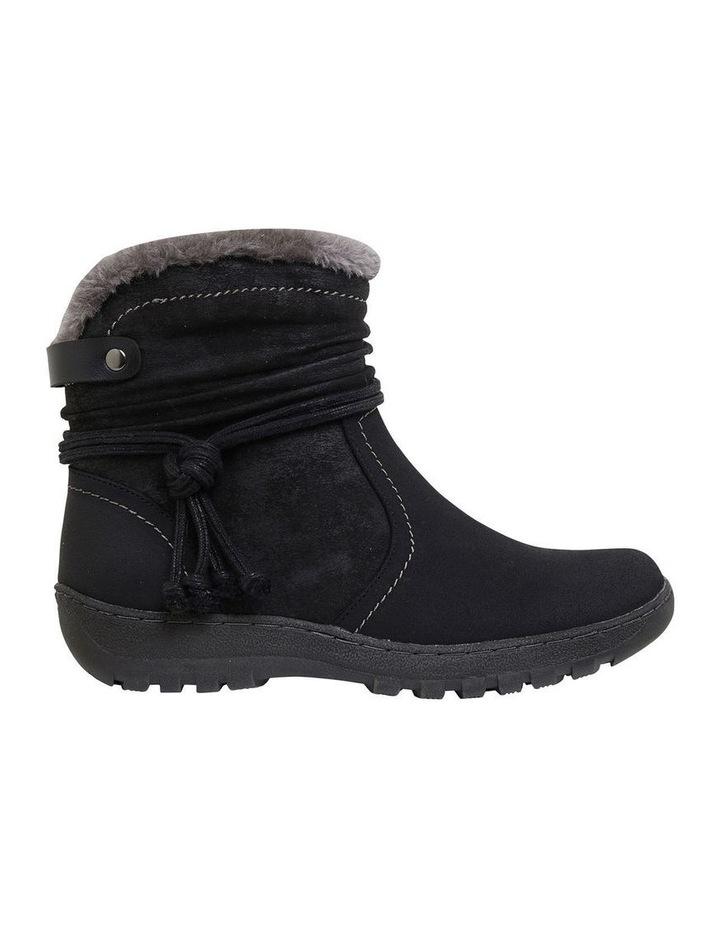 Eskimo Black Micro Boot image 1
