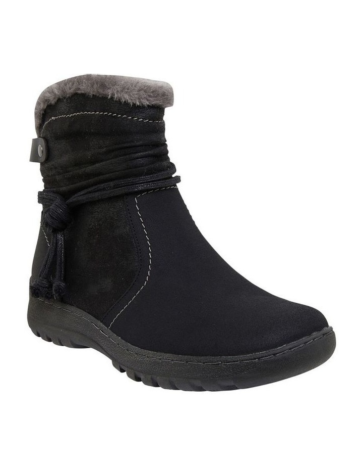 Eskimo Black Micro Boot image 2