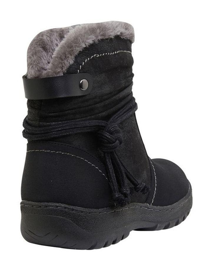 Eskimo Black Micro Boot image 4