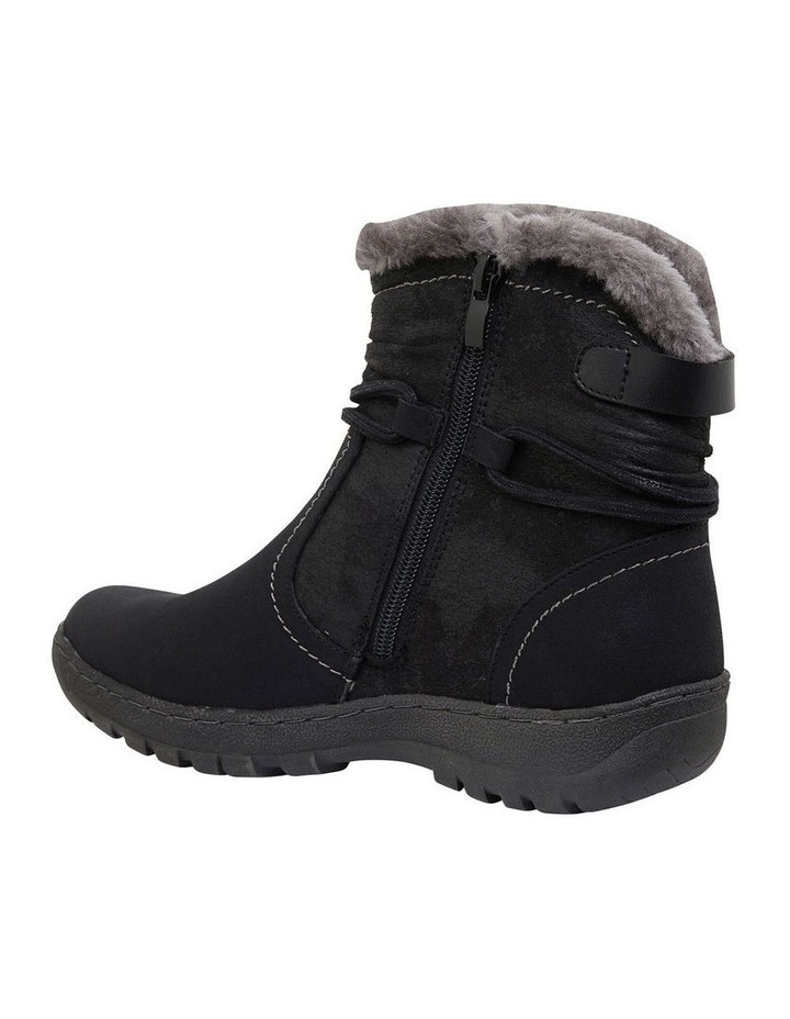 Eskimo Black Micro Boot image 7