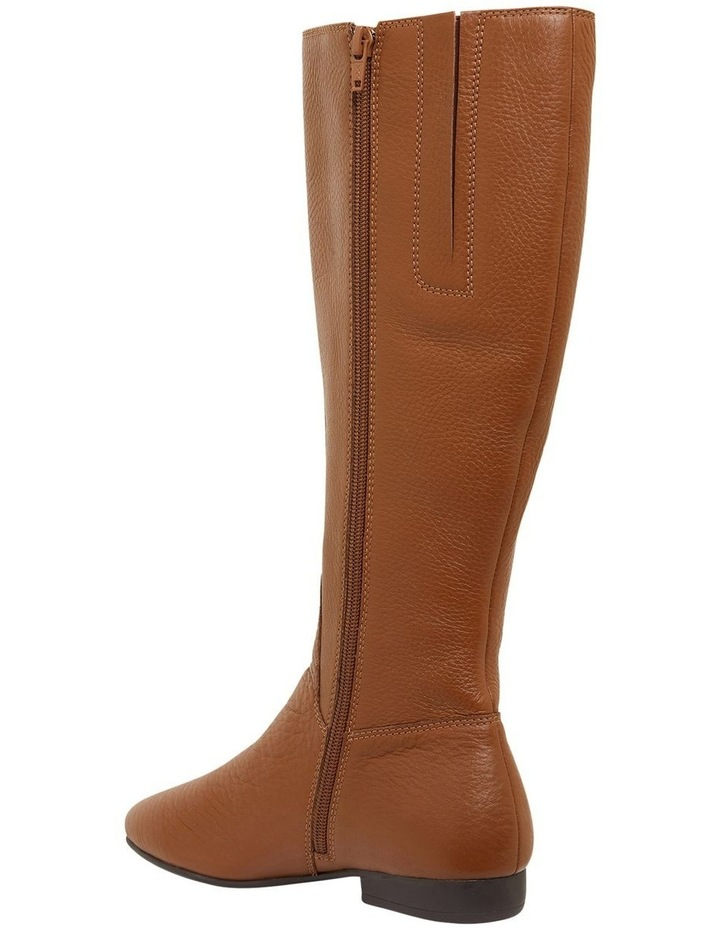 Keaton Mid Brown Glove Boots image 7