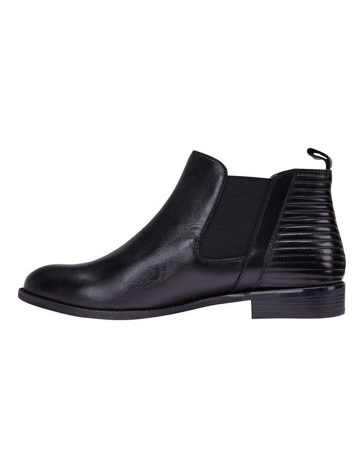 Sutton Black Glove Boot image 3