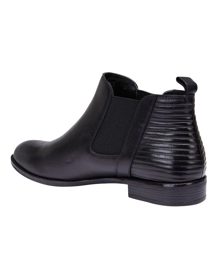 Sutton Black Glove Boot image 4