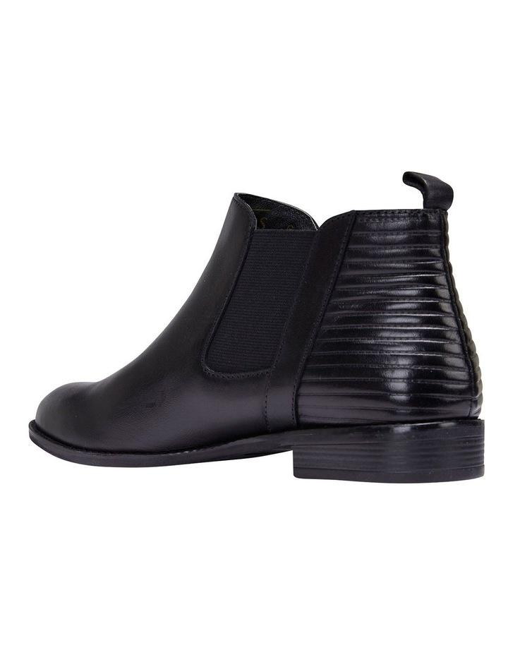 Sutton Black Glove Boot image 5