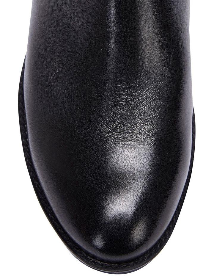 Sutton Black Glove Boot image 7
