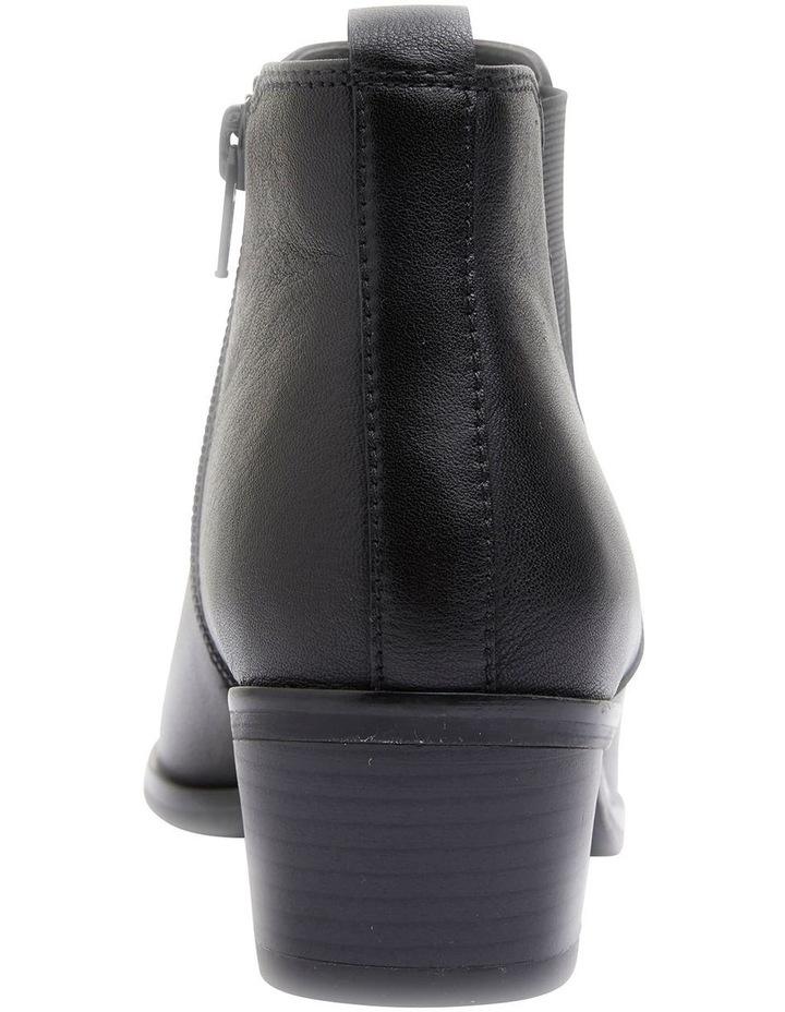 Jarrett Black Glove Boot image 5