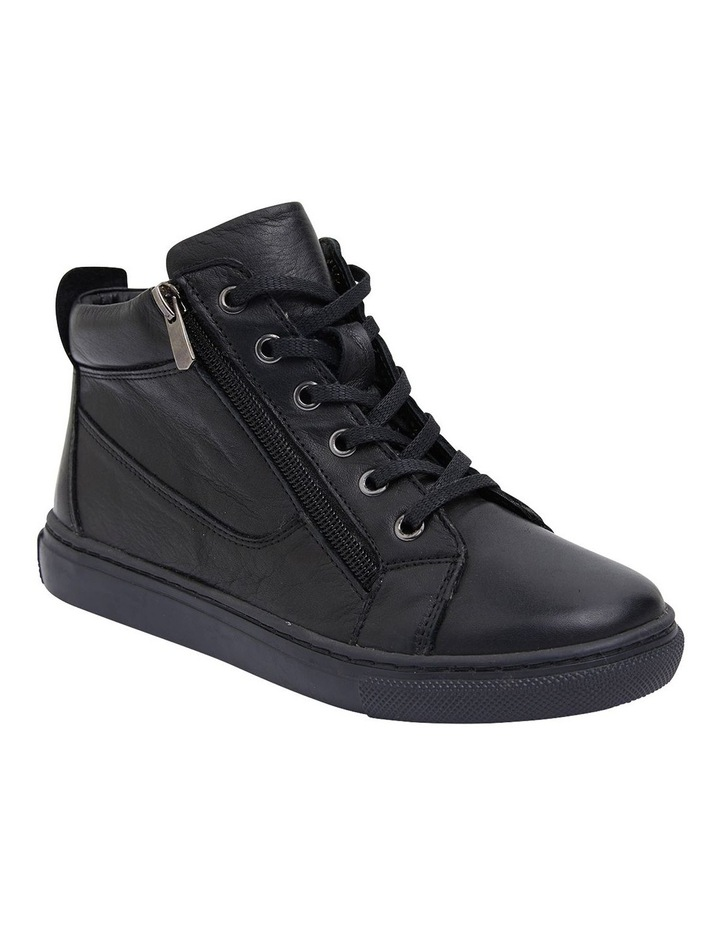 Wagner Black Glove Boots image 2