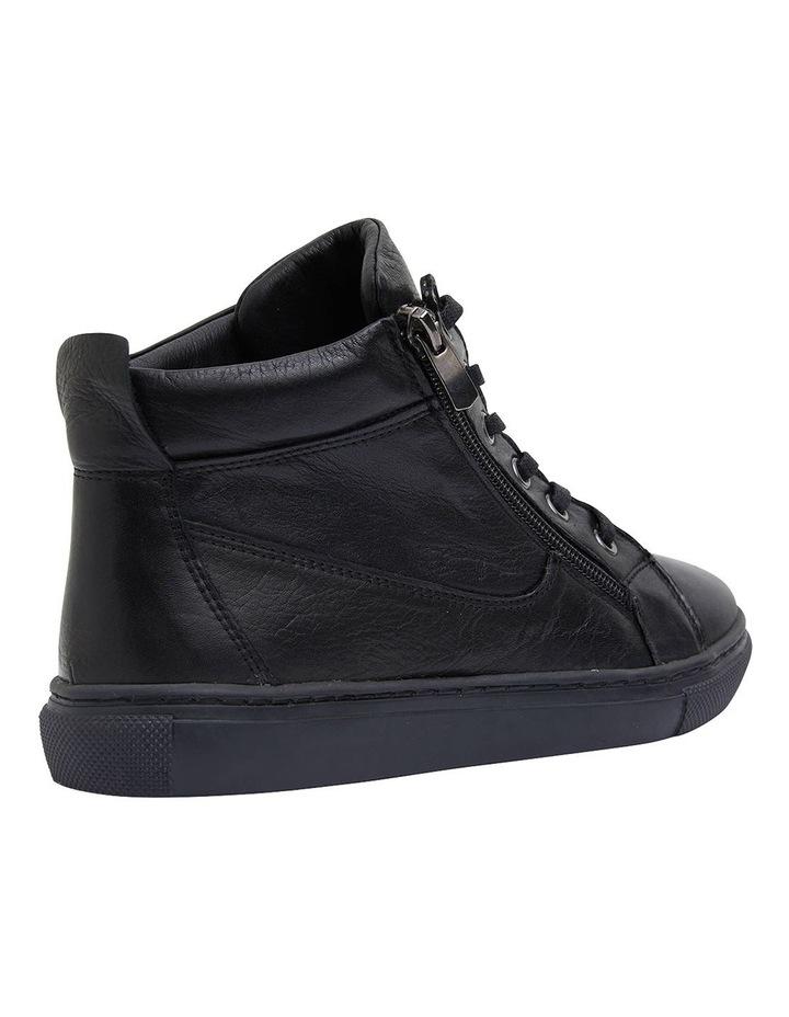 Wagner Black Glove Boots image 4
