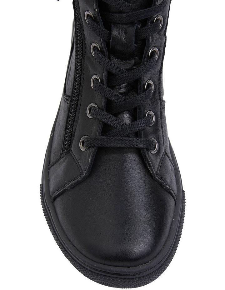 Wagner Black Glove Boots image 7