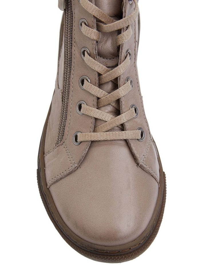 Wagner Taupe Glove Boots image 7