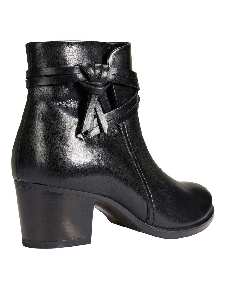 Carlton Black Glove Boot image 2