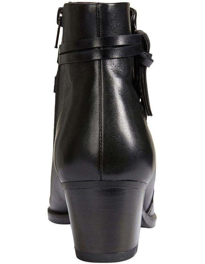 Carlton Black Glove Boot image 3