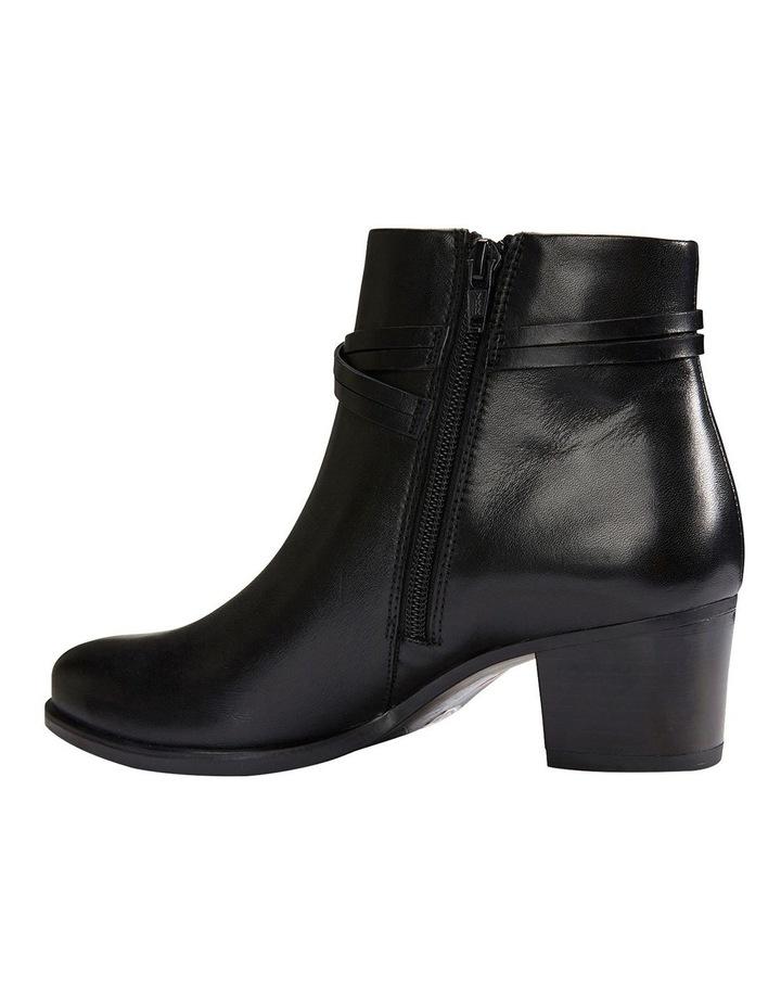Carlton Black Glove Boot image 5