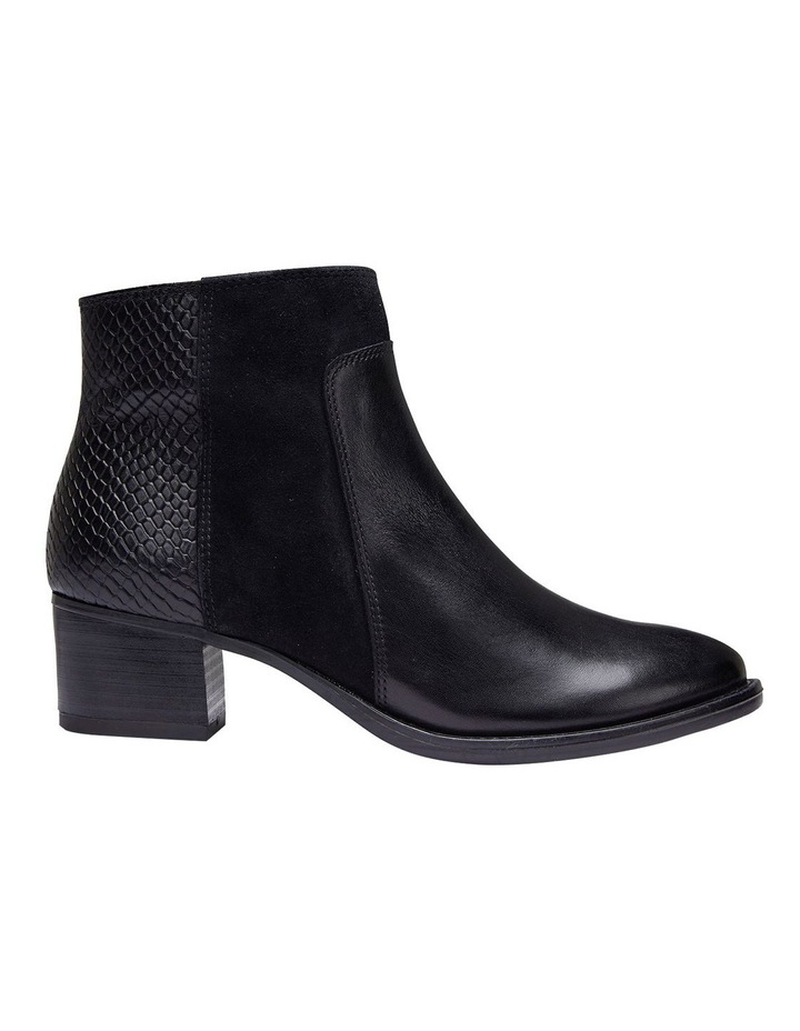 Duncan Black Glove Boots image 1