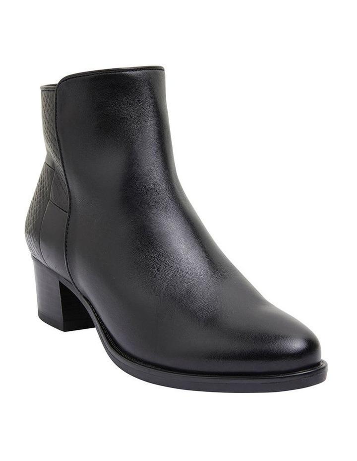 Dapper Black Glove Boots image 2