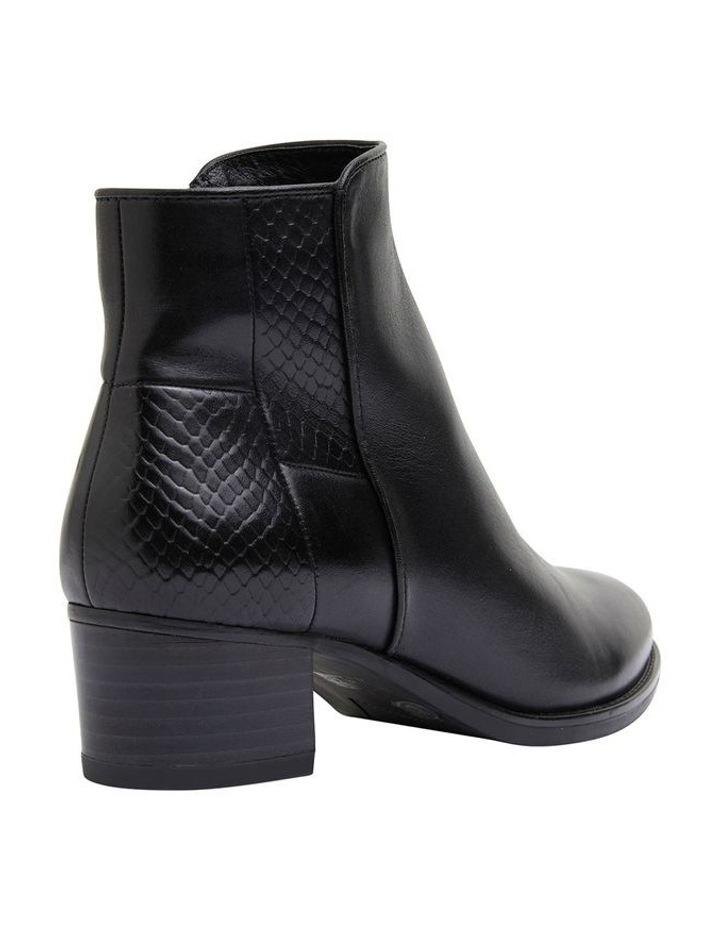 Dapper Black Glove Boots image 4