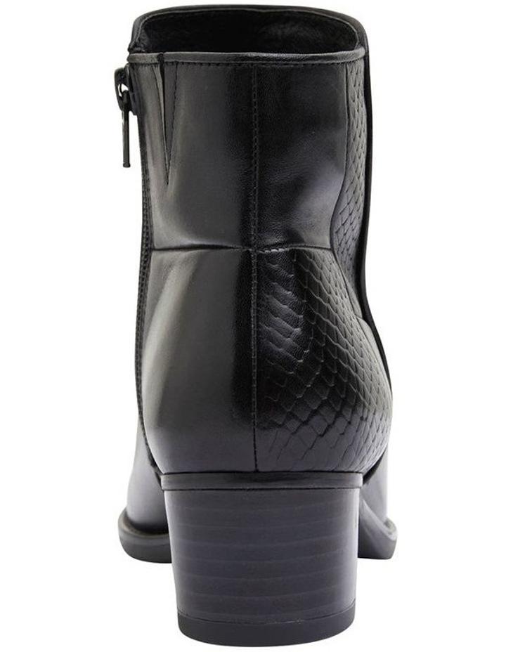 Dapper Black Glove Boots image 6