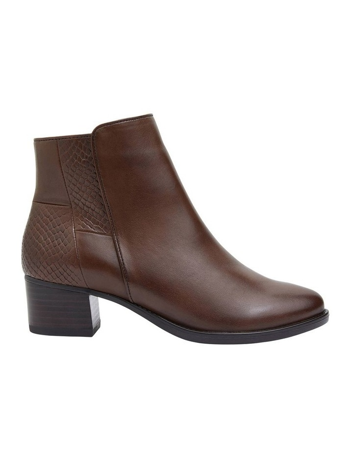 Dapper Brown Glove Boots image 1