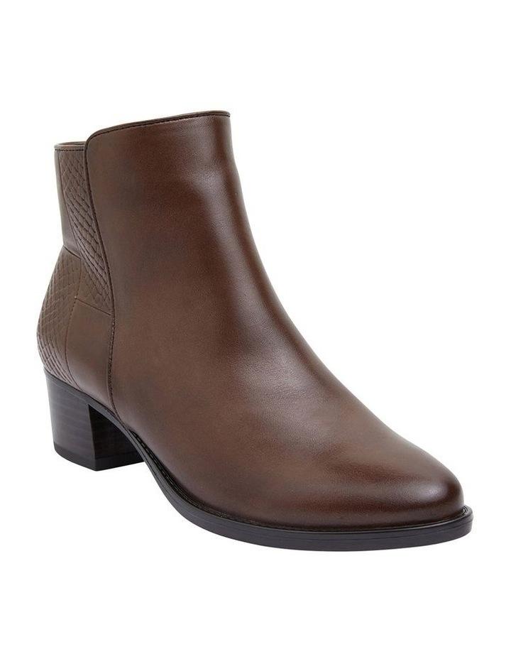 Dapper Brown Glove Boots image 2