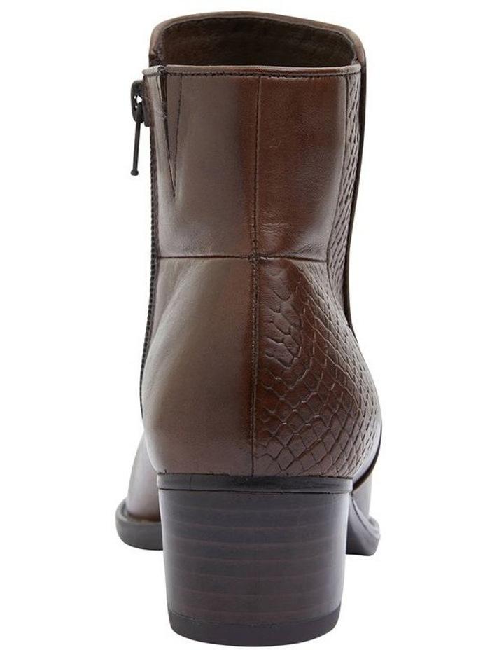 Dapper Brown Glove Boots image 6