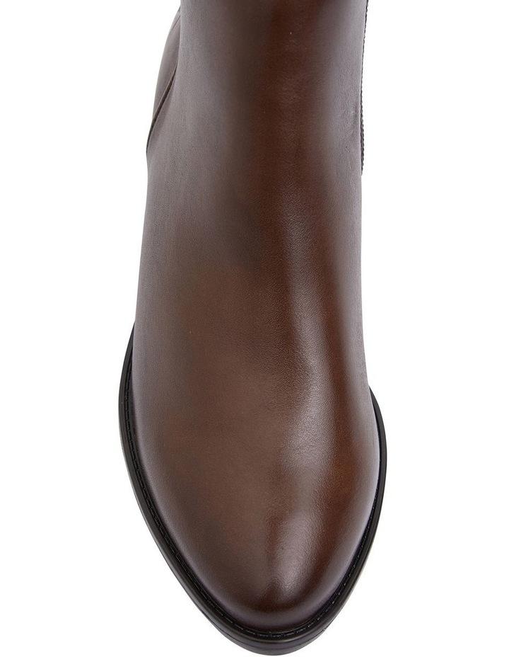 Dapper Brown Glove Boots image 7