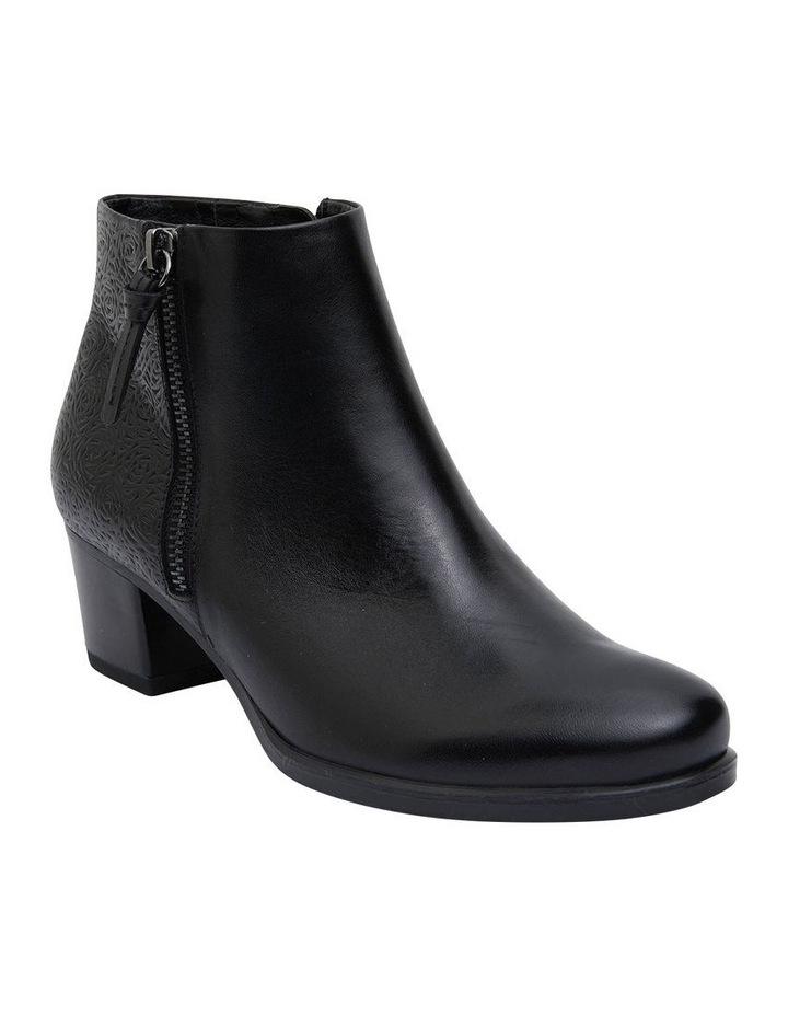 Cafe Black Glove Boots image 2