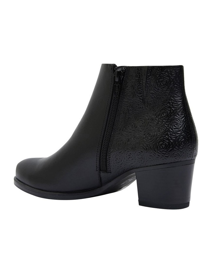 Cafe Black Glove Boots image 4