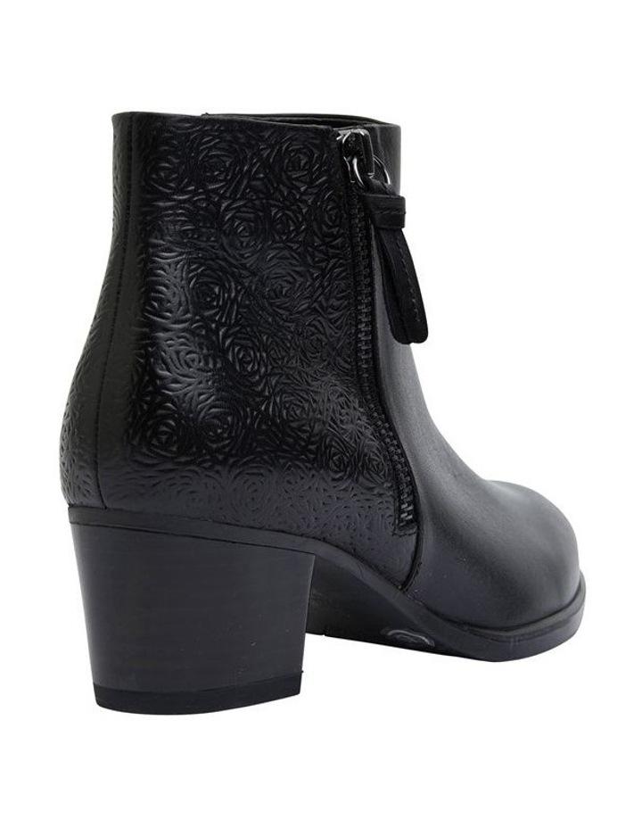 Cafe Black Glove Boots image 5
