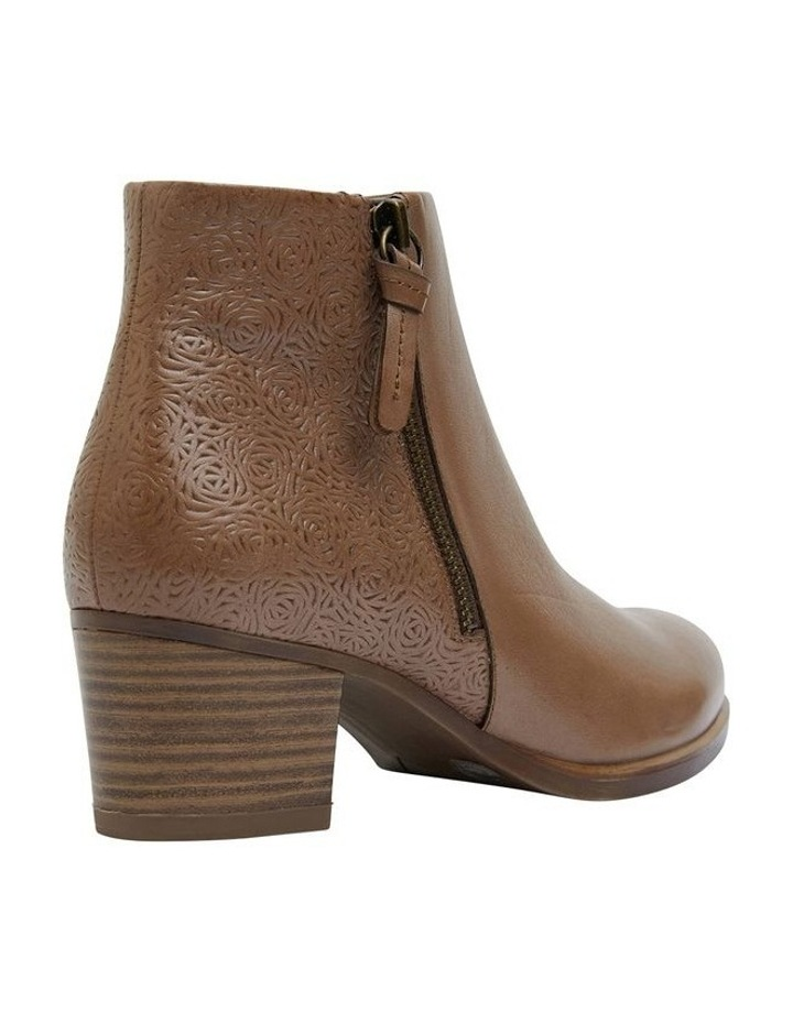 Cafe Taupe Glove Boots image 5