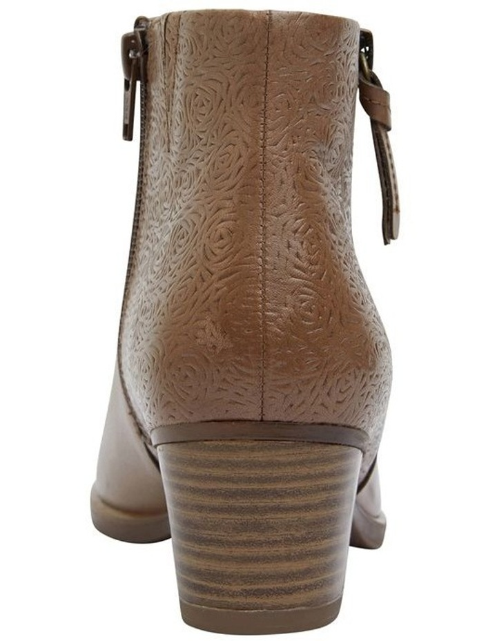 Cafe Taupe Glove Boots image 6