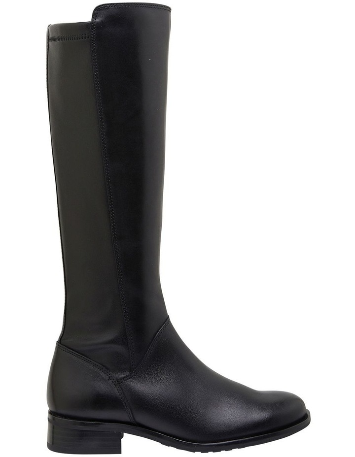 Alastair Black/Black Glove Boots image 1
