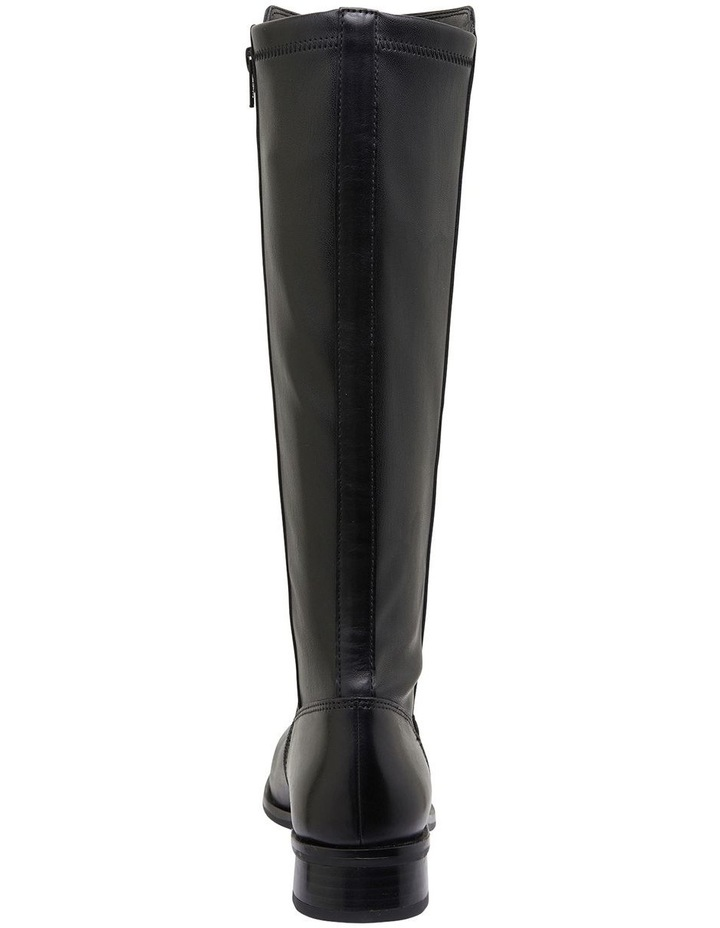 Alastair Black/Black Glove Boots image 5