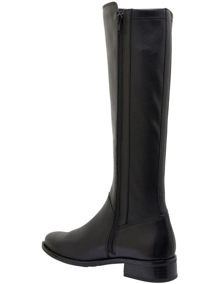 Alastair Black/Black Glove Boots image 7