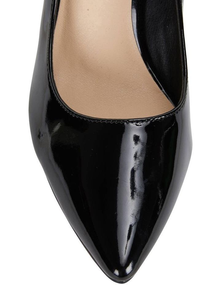 Wild Black Patent Heeled Shoes image 6