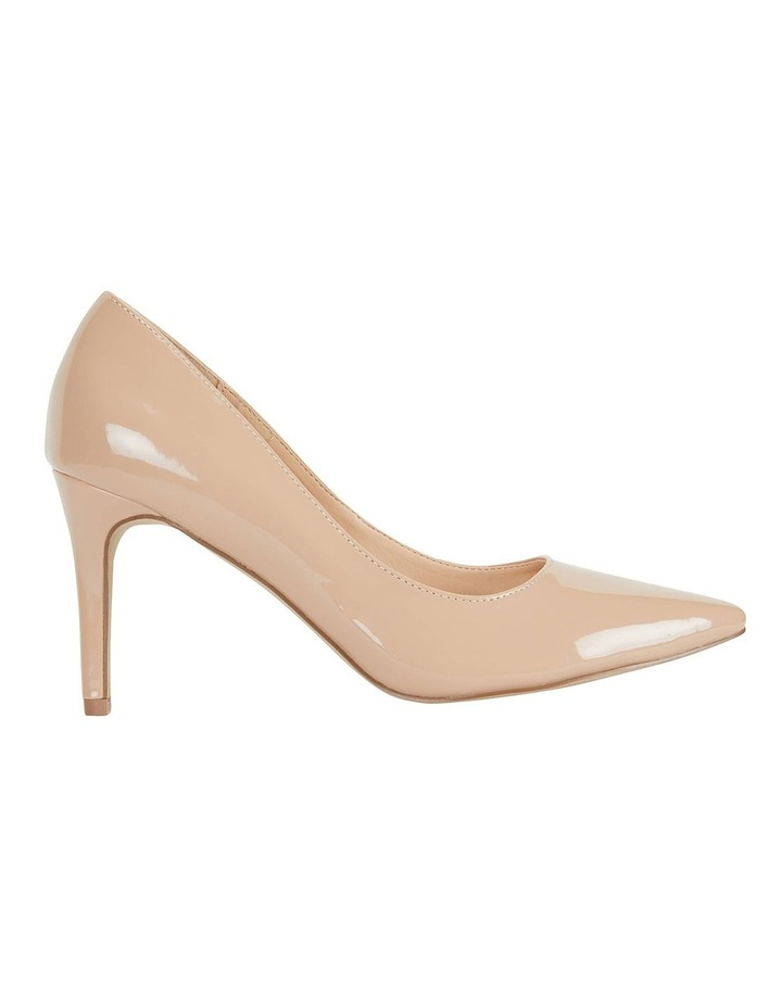 Wild Nude Patent Heeled Shoes image 1