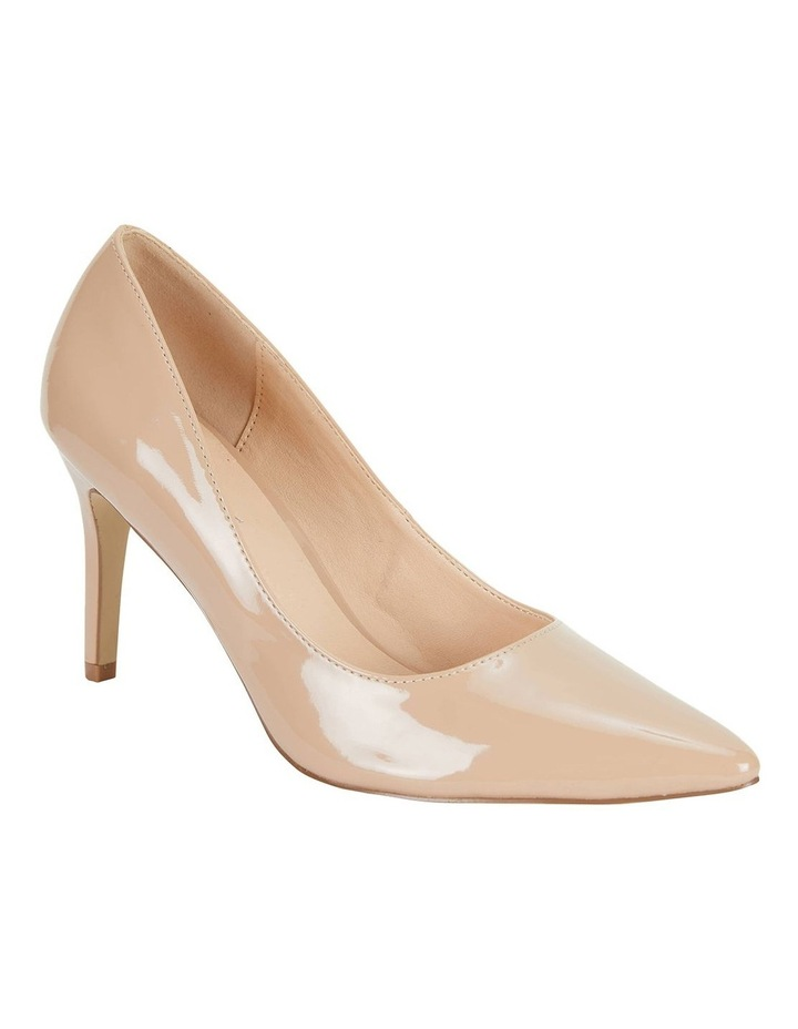 Wild Nude Patent Heeled Shoes image 2