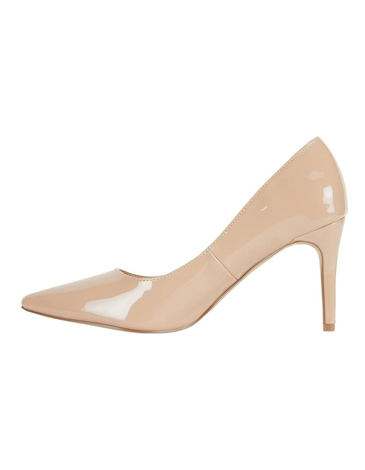 Wild Nude Patent Heeled Shoes image 3
