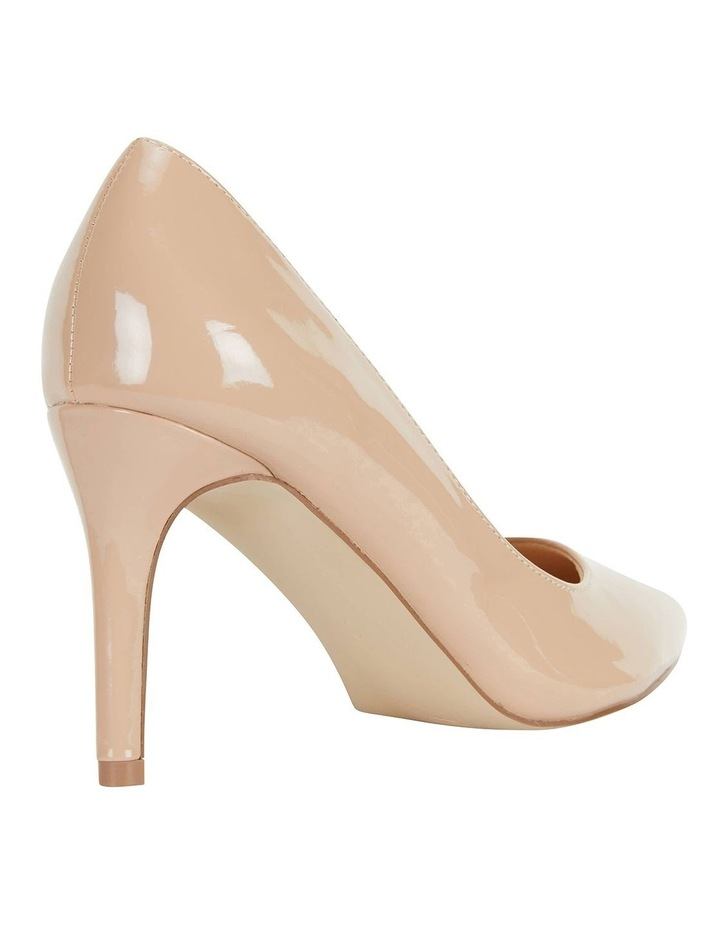 Wild Nude Patent Heeled Shoes image 4